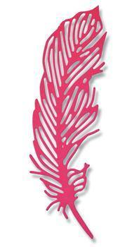 Dies - Sizzix - Delicate Feather