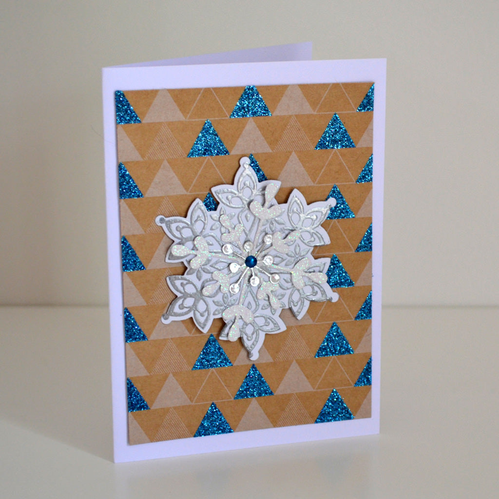 Ready Made Cards - Snowflake