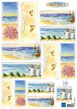 Ephemera - Marianne Design - Toppers - Tiny's Beach 4