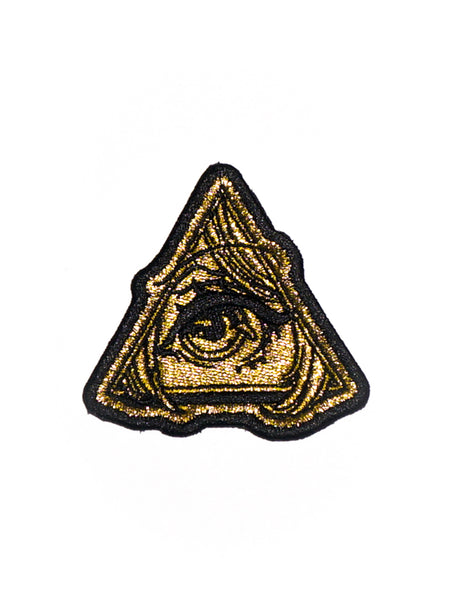 Gold Animason Patch -  Patch - Invasion Club