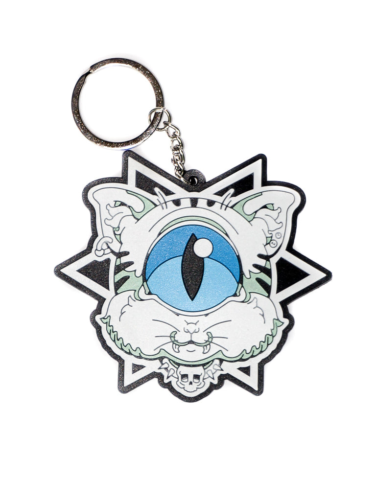 Nyaaclops Key Holder -  Key Holder - Invasion Club