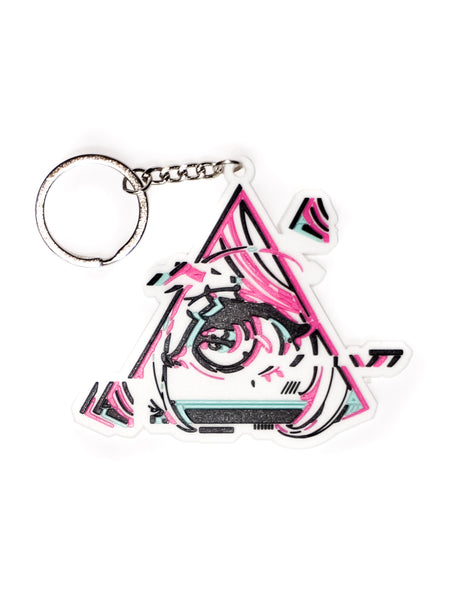 Animson Glitch Key Holder -  Key Holder - Invasion Club
