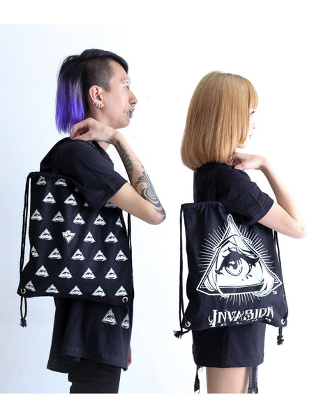 Invasion Club 2 Way ショッパー -  Bag - Invasion Club
