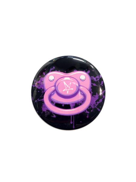 Pink Paci Button