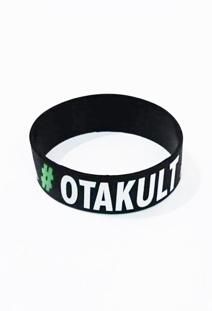 #OTAKULT WRISTBAND -  Rubber Wristbands - Invasion Club