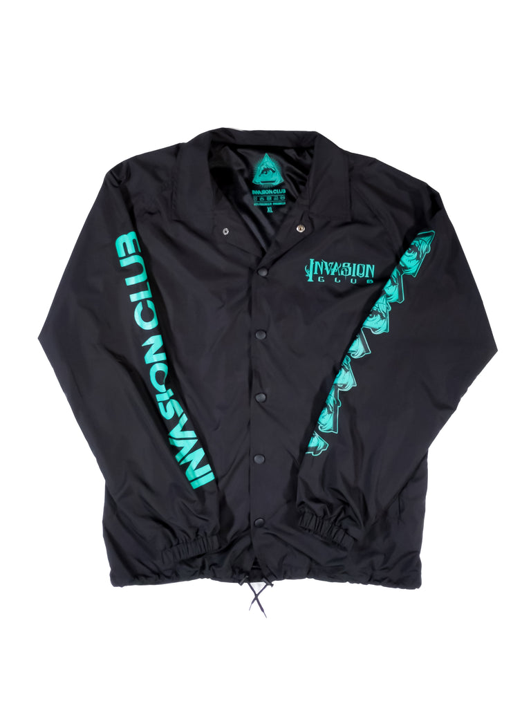 Animason Coach Jacket -  jacket - Invasion Club
