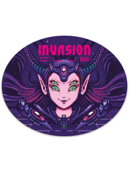 16 Bitch Sticker -  Sticker - Invasion Club