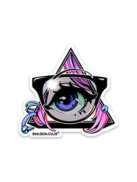 Animason Shades Sticker -  Sticker - Invasion Club