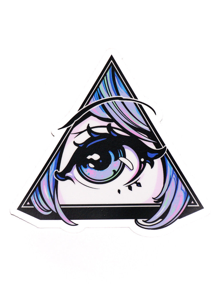 Animason Prism Sticker -  Sticker - Invasion Club