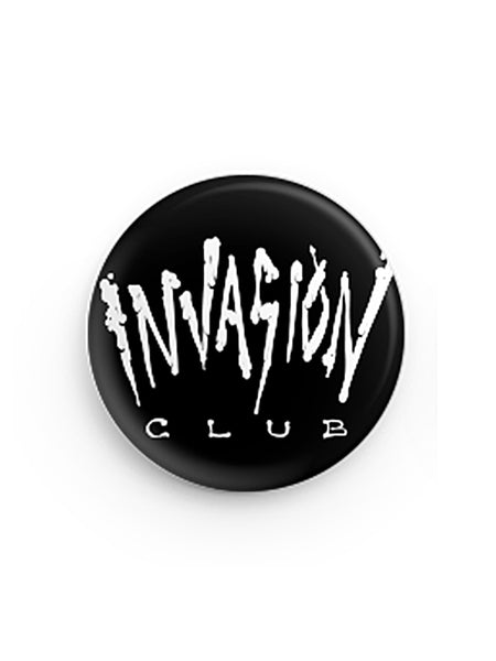 Invasion Club Meltdown Button -  Button - Invasion Club