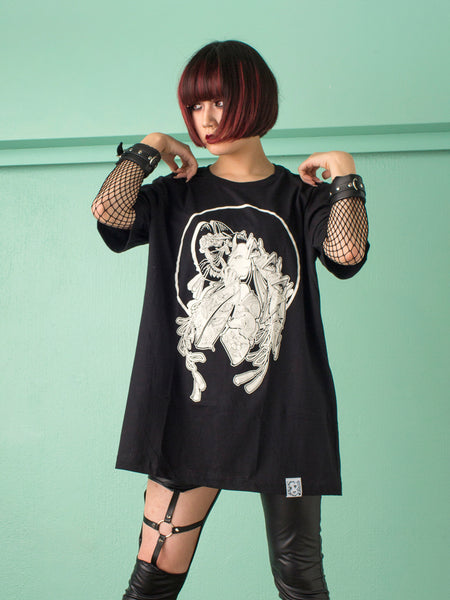 Oiran TShirt・花魁 -   - Invasion Club