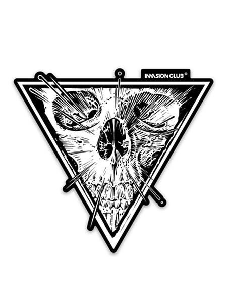 Tetra Skull Sticker -  Sticker - Invasion Club