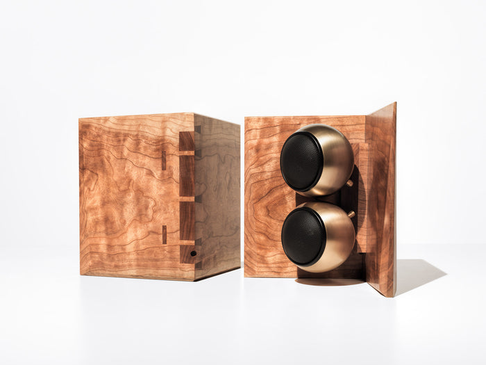 Furniture - Project 0001: Orb Audio Speaker Stands