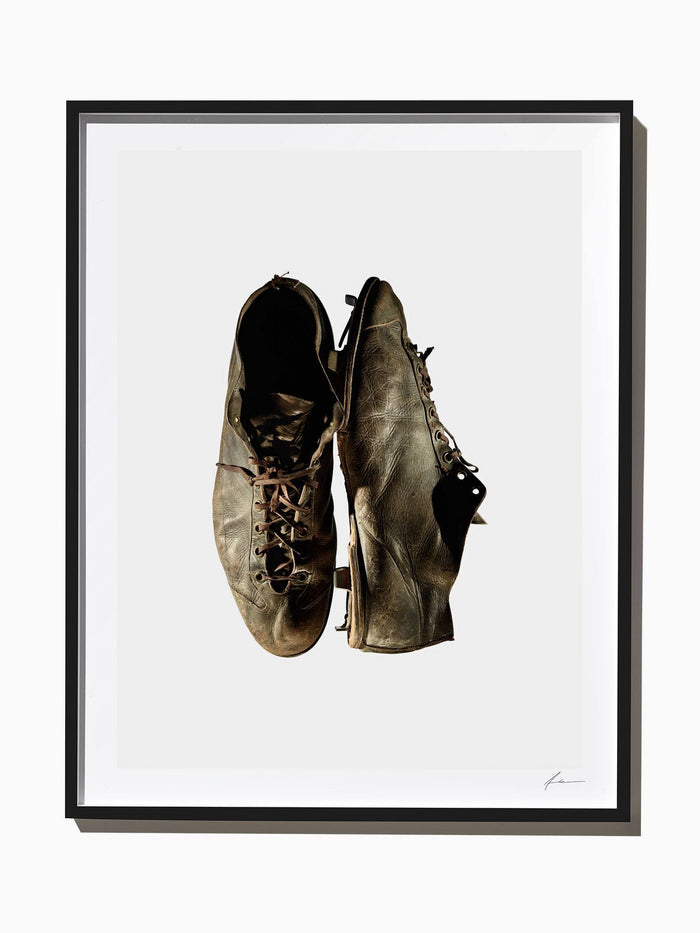 Fine Art Print - Vintage Baseball Cleats