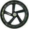 Space Scooter (x580) - Front wheel, black (including bearings)