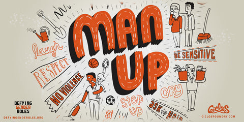 Man Up Wallpaper