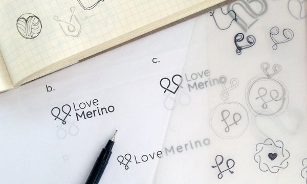 A Logo for LoveMerino