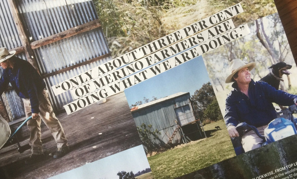 LoveMerino Feature in Country Style Magazine