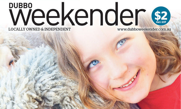 LoveMerino Feature in Dubbo Weekender