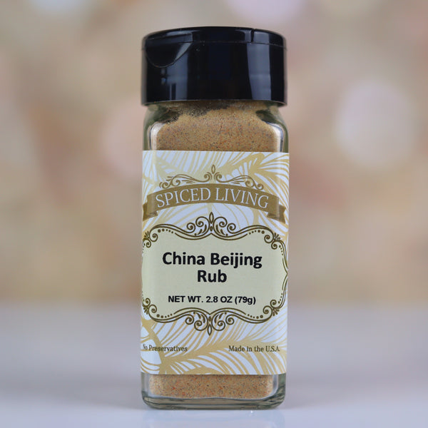 China Beijing Rub