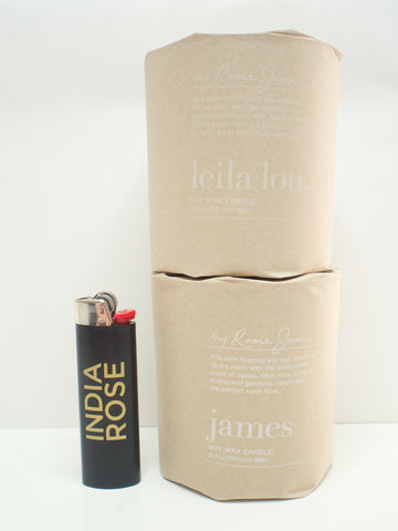 By Rosie Jane Candles James Tilly Leila Lou