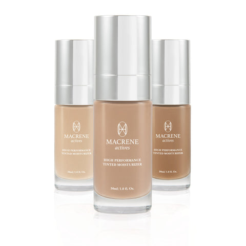 High Performance Tinted Moisturizer