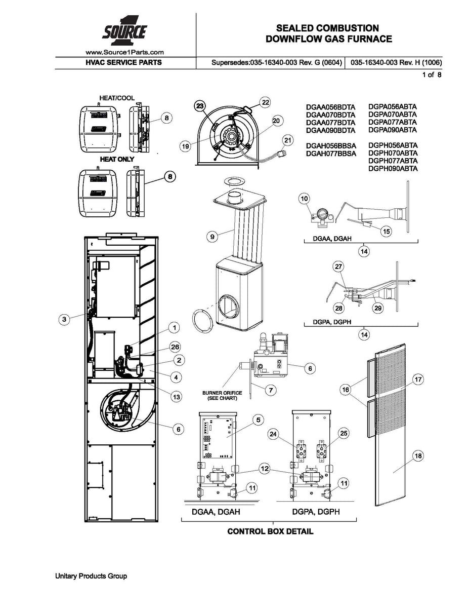 Coleman Home Furnace Wiring Diagram