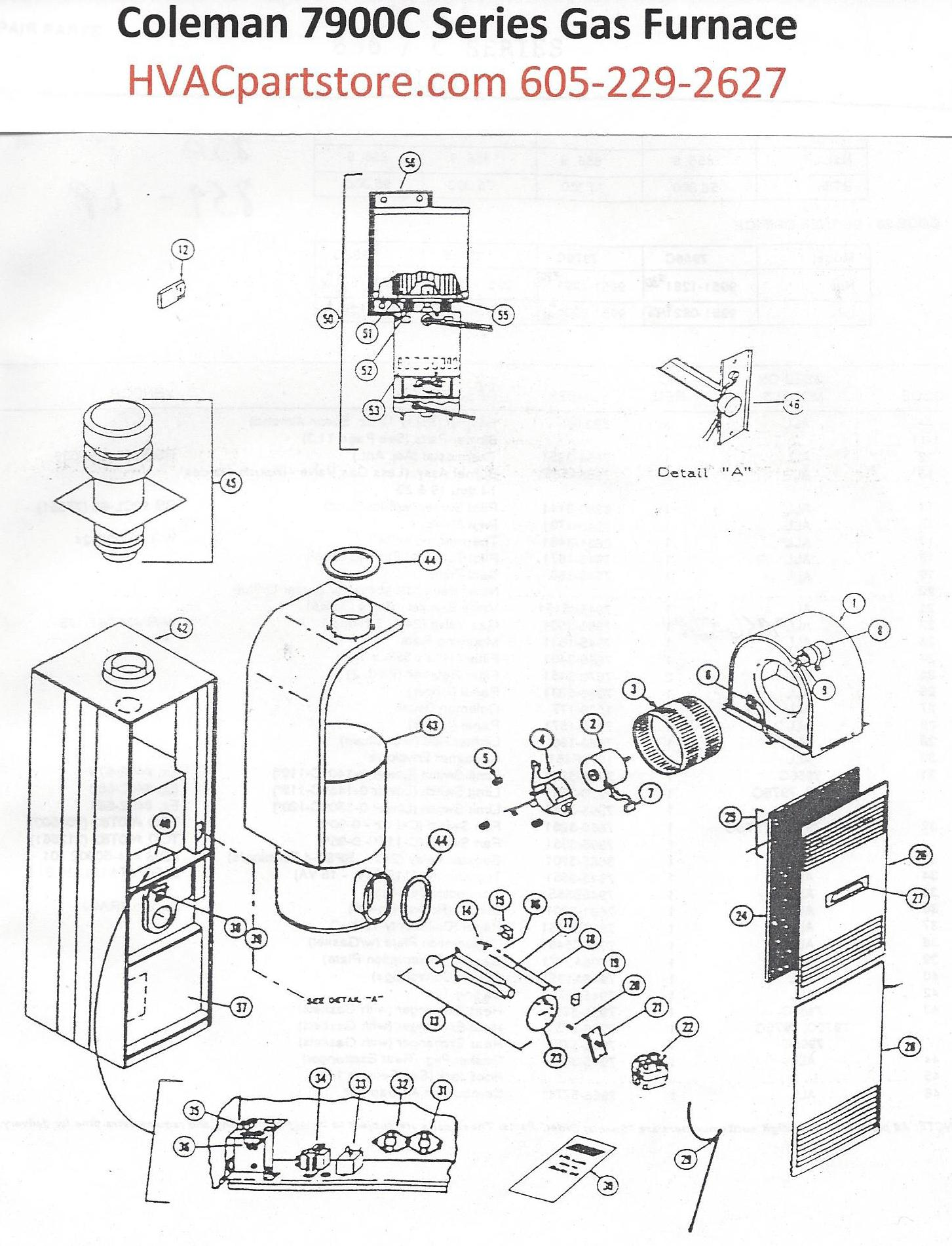Mortex Furnace Wiring Diagram Another Blog About Olsen 7900 6021 B For An Evcon Coleman