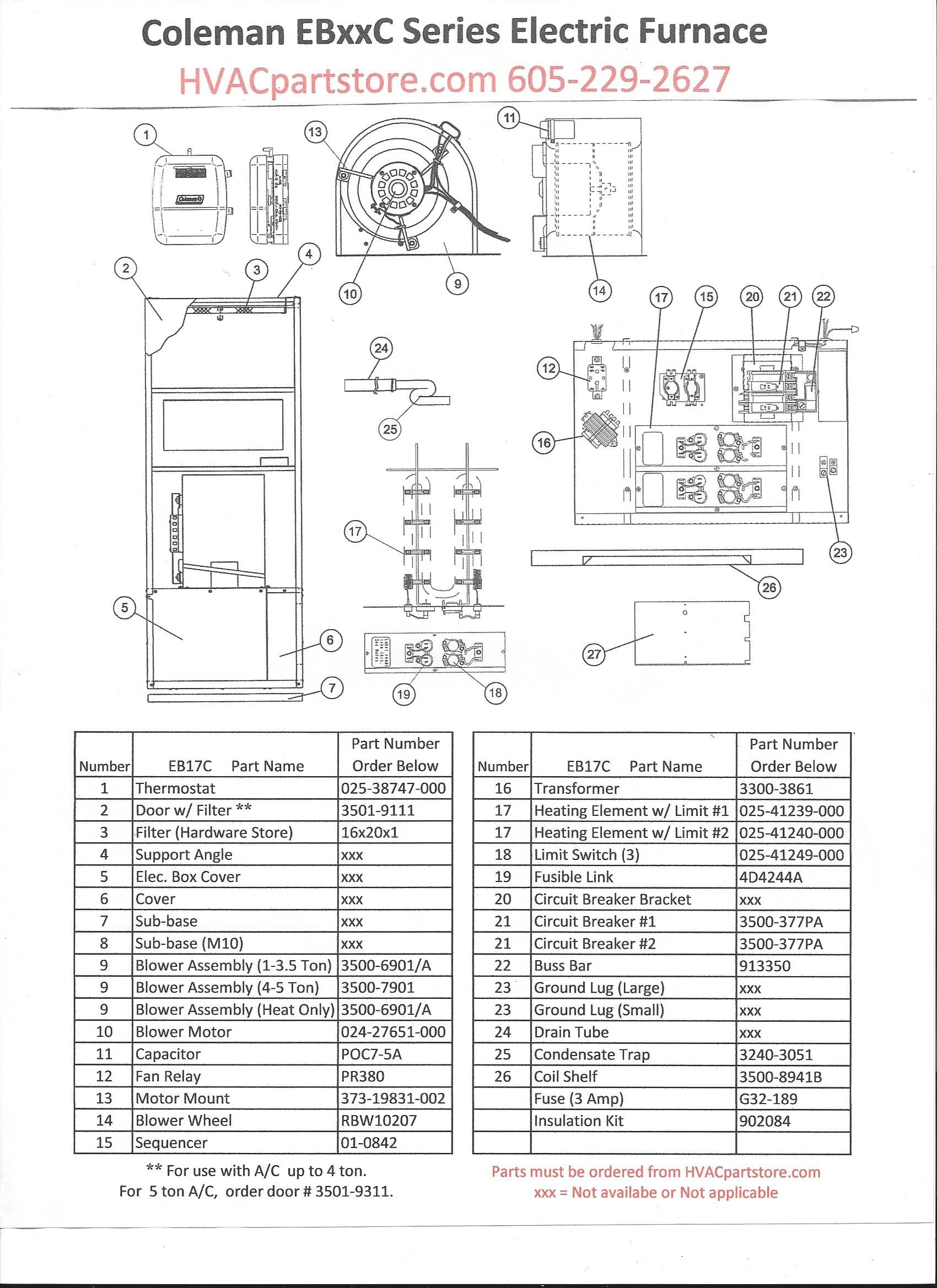 Coleman Mobile Home Ac Wiring Diagram : Coleman furnace wiring diagram