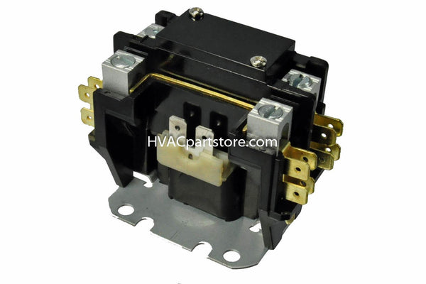 contactor 40 amps 24V coil 1 pole