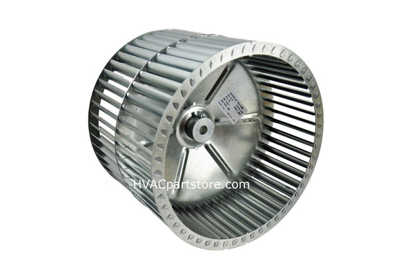 12x8 concave steel double-inlet blower wheel CW