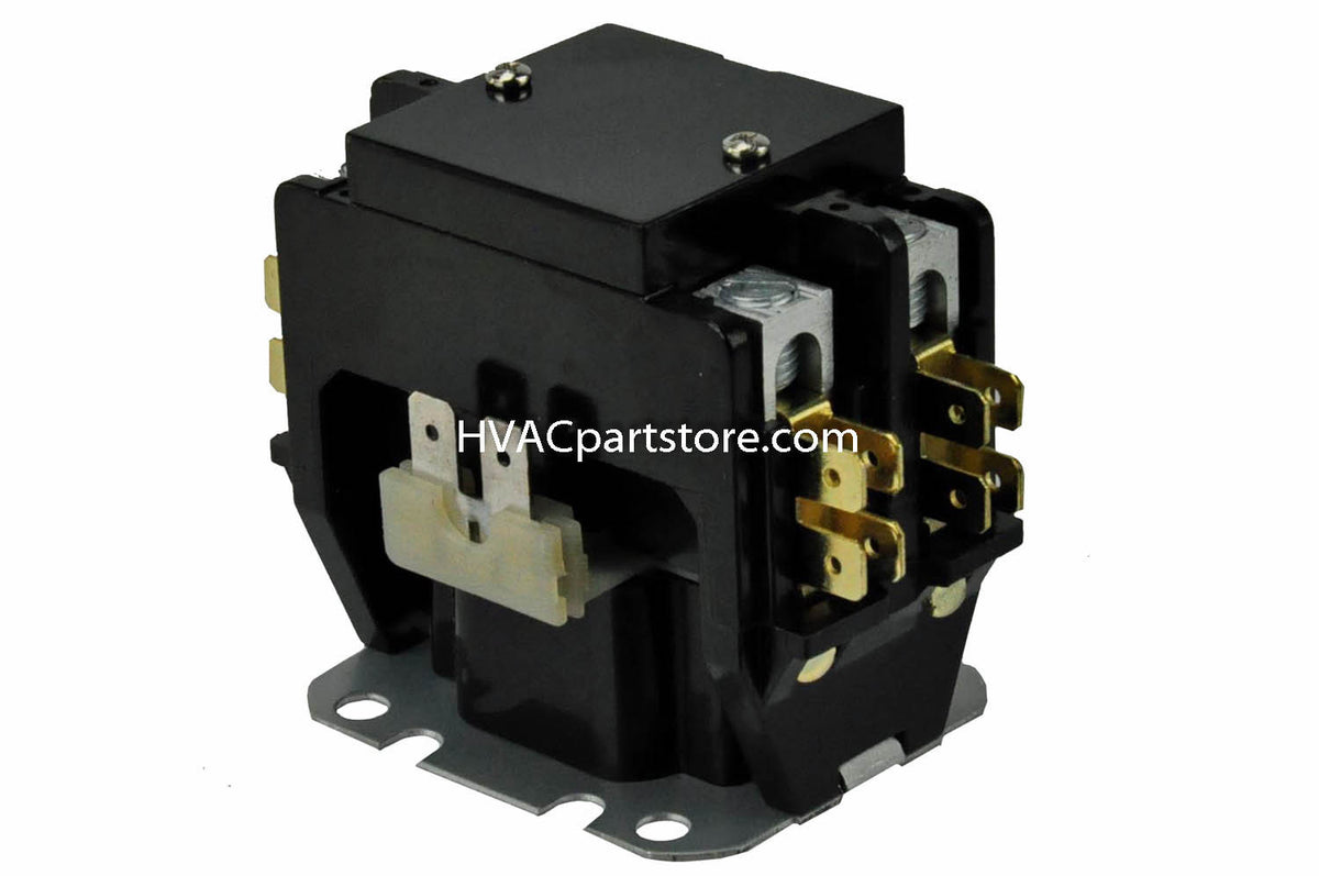 c230c packard 2 pole contactor 30 amps 208/240v coil