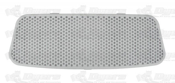 3315333.002 Dometic Polar White Air Distribution Box Replacement Return Air Grille