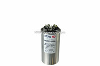 run capacitor 35+5 MFD 370-440V dual round high quality meta