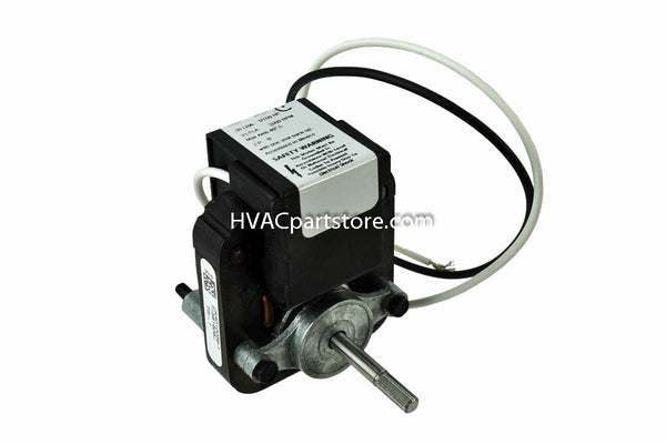 "1/2"" 65110M Pakcard motor only stack size c frame 120 volts 3000 rpm"