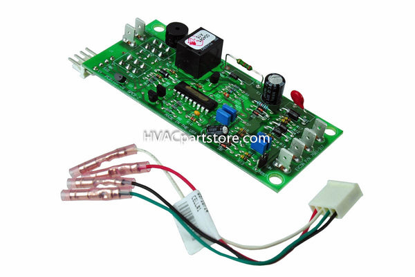 7681 317p A Coleman Lower Control Board Hvacpartstore