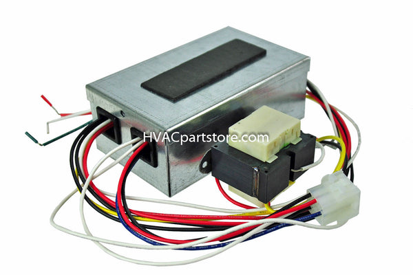 18400001 Coleman A C Control Box 4 Wire Hvacpartstore