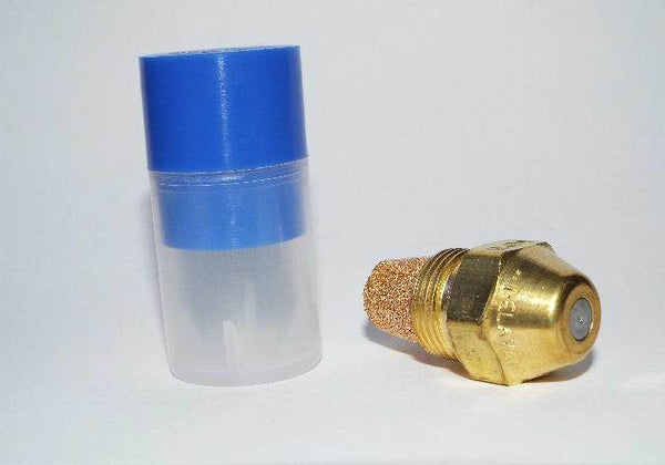 Delavan 10070 Type A Hollow 70° Brass Oil Nozzle (1.00 GPH)