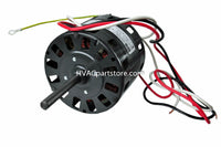 "5"" 1/6-1/8HP 230V 2-speed CW blower motor Fasco D318"