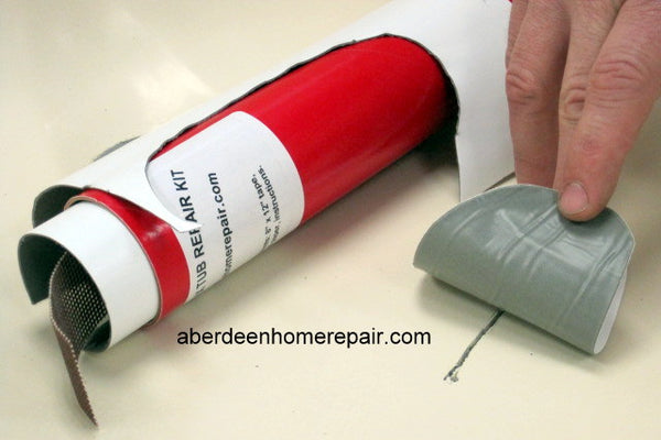 1000 Waterproof Repair Kit. Microfiber EPDM seal tape
