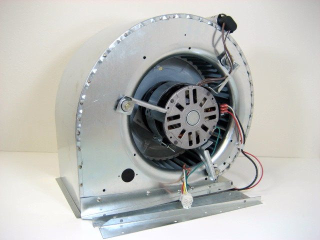 7900 6051 C Coleman Blower 3 Speed Assembly 120v 1 2hp