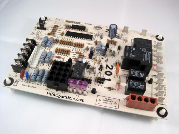 integrated control  board coleman 431-01972-100