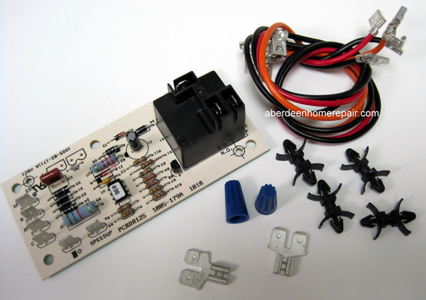 defrost time delay kit goodman DFTD-1