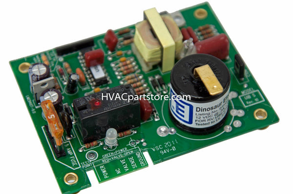 Universal small ignitor board with spade plug connector RV 12V UIB S Dinosaur
