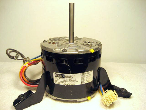 "5.5"" blower motor 1/3HP 240V 4-speed nordyne 901838"