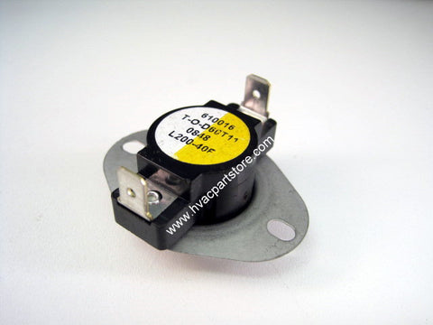 Limit switch L200-40F Supco 610016