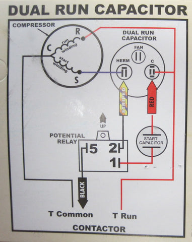 yhst 130159302524877_2272_464872717_large?v\=1450383191 supco relay wiring diagram how to test supco rco410 \u2022 wiring compressor potential relay wiring diagram at soozxer.org