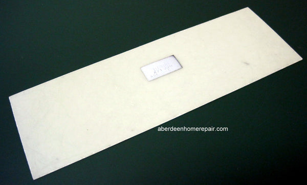 Light lens for NuTone range hood K1224000