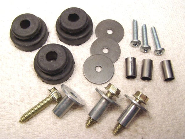 isolator motor kit coleman 2702-4091