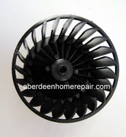 "5-3/16"" CCWLE D-shape hub 1/4"" blower wheel Broan S97009755"